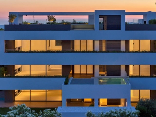 Residential Complex in Kifissia