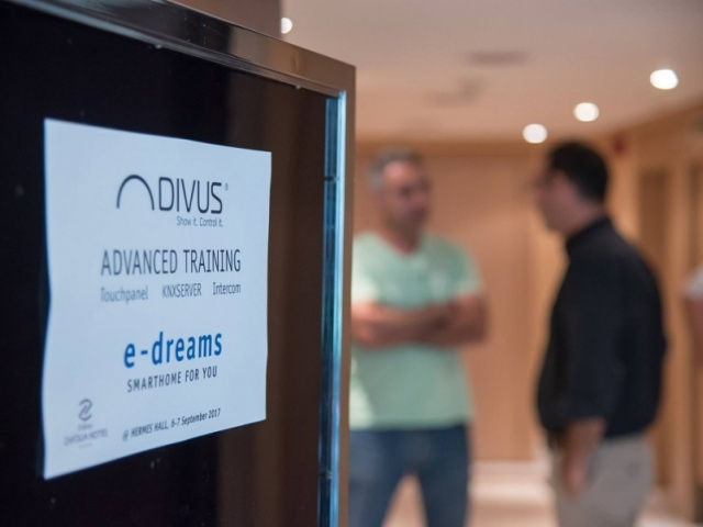Divus KNX Server & Divus Heartbeat Training Seminar