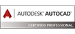 autocad Footer Certificate